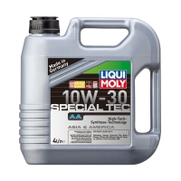 Моторное масло LIQUI MOLY Special Tec AA 10W30, 4л